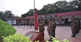 চাঁপাইনবাবগঞ্জ ৫৩ বিজিবি'র ৬ষ্ঠ প্রতিষ্ঠাবার্ষিকী উদযাপন