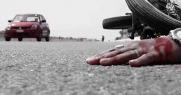 গোমস্তাপুরে ট্রাকের ধাক্কায় ২ বাইক আরোহী নিহত