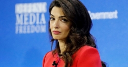 Maldives hires Amal Clooney to fight for Rohingyas at UN court