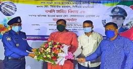 চাঁপাই সদর মডেল থানার নবাগত ওসি মোজাফফর হোসেন