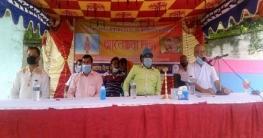 চাঁপাইয়ে সীমিত আয়োজনে ভগবান শ্রী কৃষ্ণের জন্মাষ্টমী পালিত
