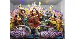 চাঁপাইনবাবগঞ্জে ১৩৬ টি মণ্ডপে হবে দুর্গাপূজা