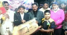 রহনপুরে নাইট মিনিপিচ ক্রিকেট টুর্নামেন্টের ফাইনাল খেলা অনুষ্ঠিত
