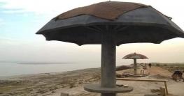 চাঁপাইয়ে পদ্মা নদীর পাড়ে বিনোদন স্পট গড়ে উঠছে