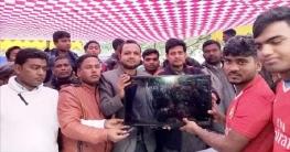 শিবগঞ্জে বিপিএল ক্রিকেট টুর্নামেন্টের ফাইনাল