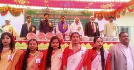 আলিনগর উচ্চ বিদ্যালয়ে এসএসসি পরীক্ষার্থীদের বিদায় সংবর্ধনা