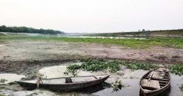 চাঁপাইয়ের মহানন্দা এখন মরা খাল