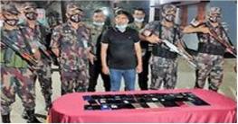 শিবগঞ্জে ৪৭টি ভারতীয় চোরাই মোবাইল ফোনসেট উদ্ধার