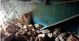 মাটির ঘর ধসে গর্ভবতী নারীসহ আহত ২