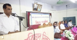 ভোলাহাটে জেলা প্রশাসকের বিদায় সংবর্ধনা অনুষ্ঠিত