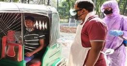 ভোলাহাটে পুরোদমে কাজ করছে১৬০জন স্বেচ্ছাসেবী