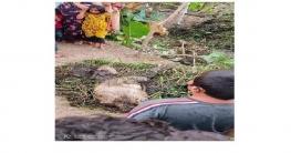 চাঁপাইনবাবগঞ্জে ৪৬ দিন পর এক যুবকের লাশ উদ্ধার