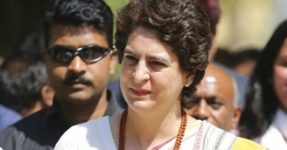প্রিয়াঙ্কা গান্ধী আটক